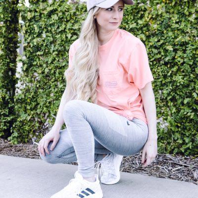 Athletic Spring Look + The Best Leggings
